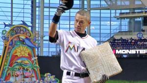 Ichiro_presented_base_from_mileston