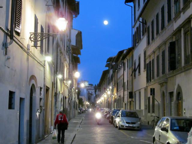 4 「フィレンツェの月」(2013/04/24)