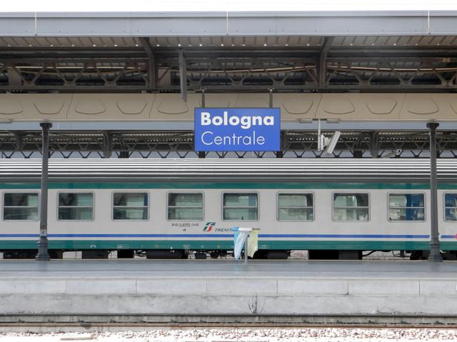5 ボローニャ中央駅